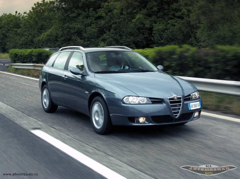 ... / Alfa Romeo / Alfa Romeo 156 1.6 Twin Spark 16v