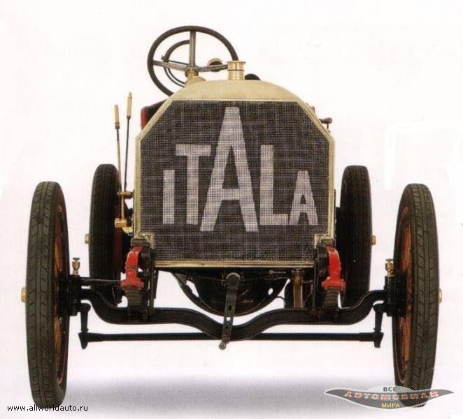 allworldauto.ru Itala 35/45 HP